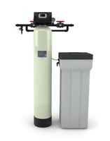 玻璃钢全自动软化水设备