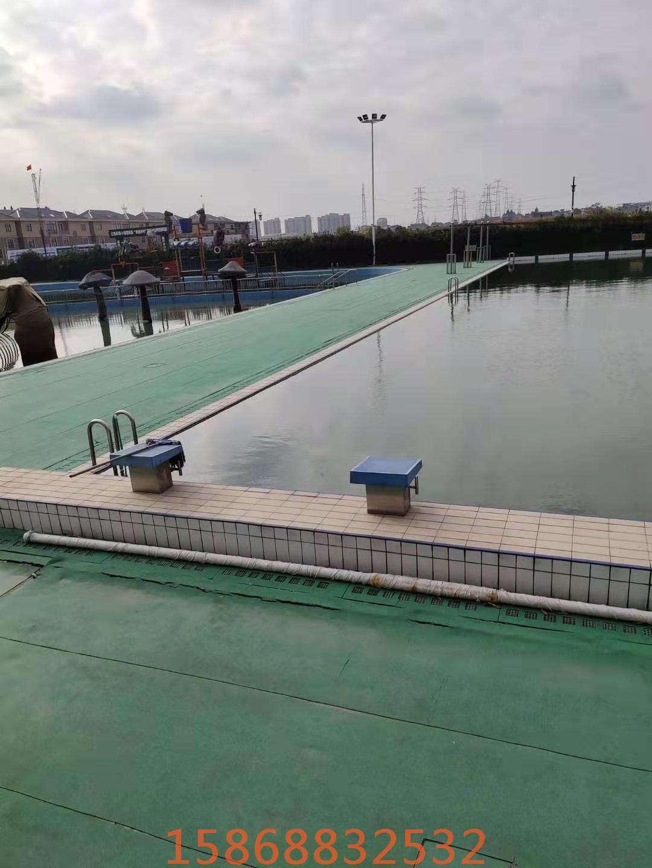 景观泳池水处理